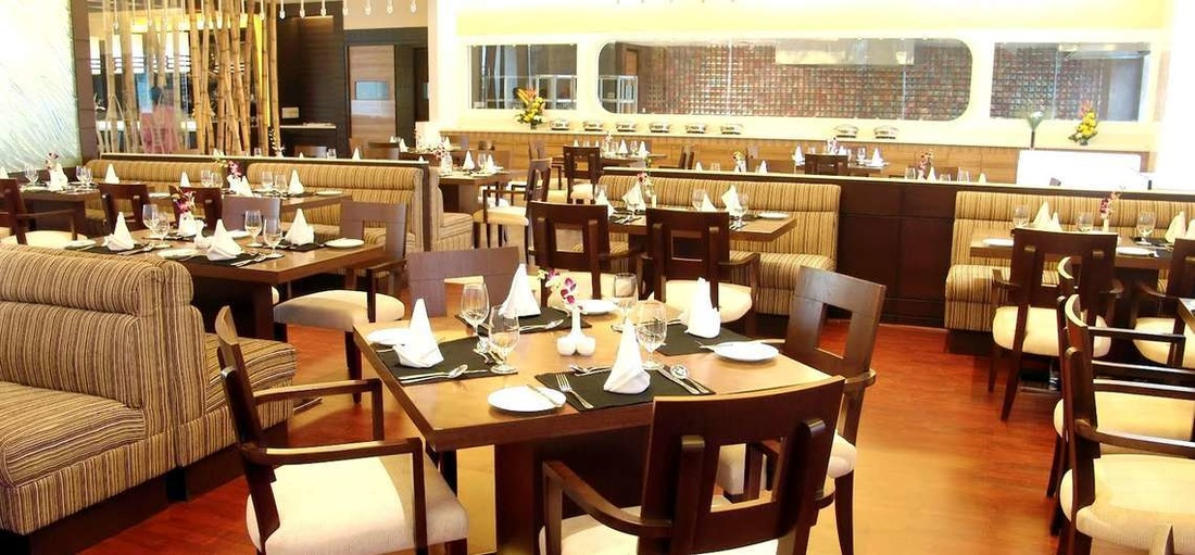 Maple Exotica Chattarpur - In-house Restaurant