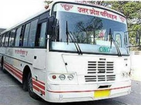 UPSRTC Bus Travel